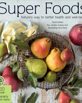 Lynn Karlin's Super Foods, 2020 Calendar