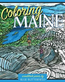 Coloring Maine
