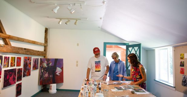MFT's Fiore Art Center Announces 2020 Residencies & Jury Panel