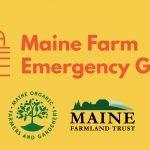 Maine Farm Emergency Grants