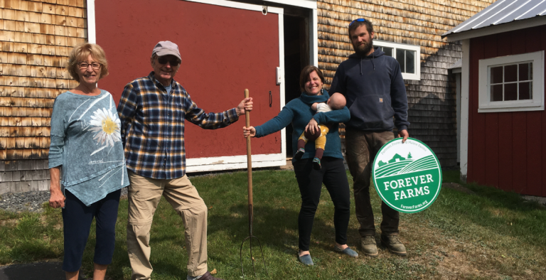 Embden Farm protected for generations to come