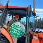 Starting the new year with more farmland for the future