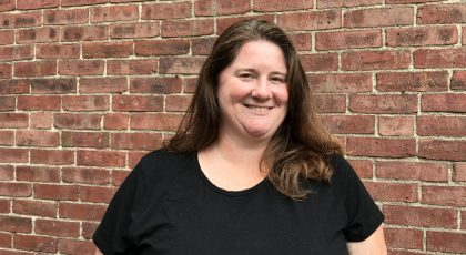 Amy Fisher, New President And CEO Of Maine Farmland Trust